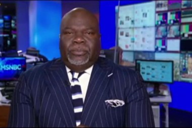 T.D. Jakes: We are dealing with the shock,...