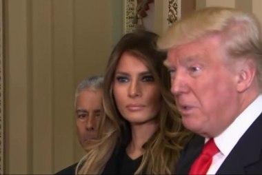 Trump goes to Washington to meet Obama & Ryan