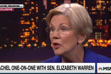 Sen. Warren: 'We stand up and we fight back'