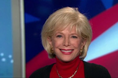 Lesley Stahl: Trump wanted to convey calmness