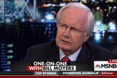 "Moyers on Trump election: ""It was a..."