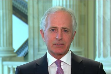Bob Corker: I've had some talks with Trump...