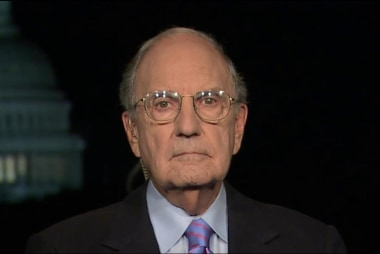 Fmr. Sen. George Mitchell on Trump & Putin