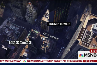 Challenge of protecting Trump Tower for...