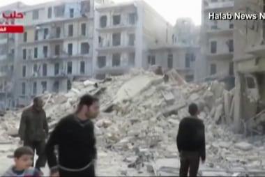 Deadly airstrikes hit children's hospital...