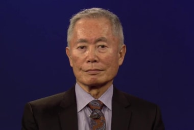 George Takei on proposed Muslim registry