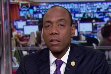 NAACP Pres.: Sessions as AG is 'disturbing'