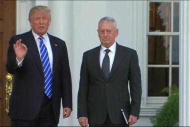 Who is Gen. James Mattis?