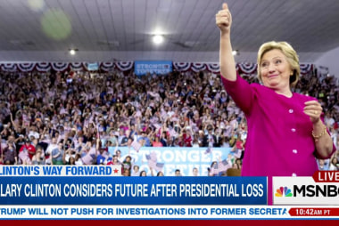 What's next for Clinton?