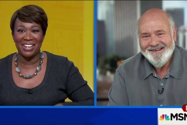 Rob Reiner on Trump and celebrity culture