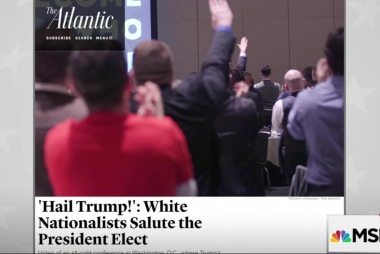 The 'alt-right' is just white supremacy