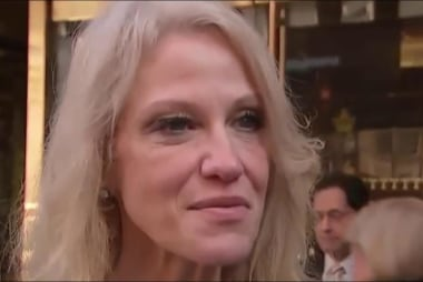 Trump 'furious' over Conway talk on Romney