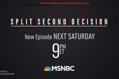 Split Second Decision - All New Episode