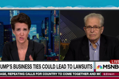Trump vulnerable to lawsuits from competitors