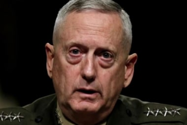 "Can Gen. ""Mad Dog"" Mattis be confirmed?"