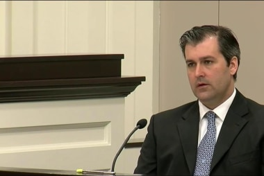 Jury resumes deliberation for S.C. police...