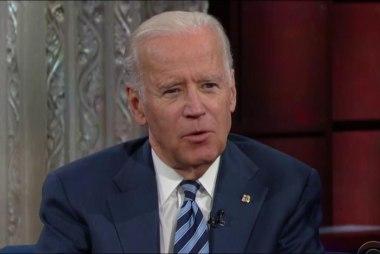 Biden continues discussing 2020