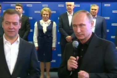 Senators send message to Trump over Ukraine