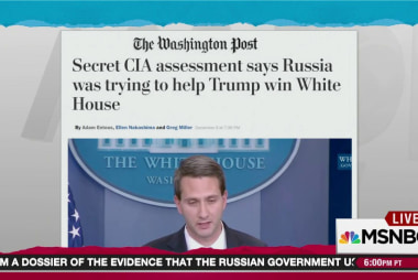 Wash Post: CIA concludes Russia interfered...