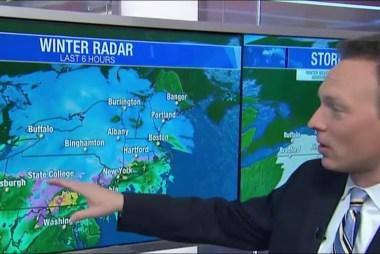 Winter blast rolls through parts of US