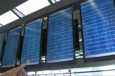 Thousands of flights canceled as winter...