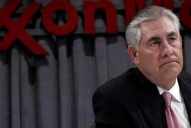 Trump dismisses concerns over Tillerson's...