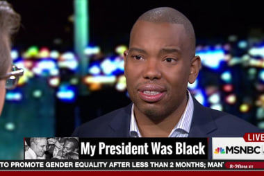 Ta-Nehisi Coates on the end of the Obama era