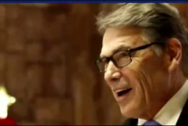 Perry: 'Deeply humbled' by Trump's 'trust...