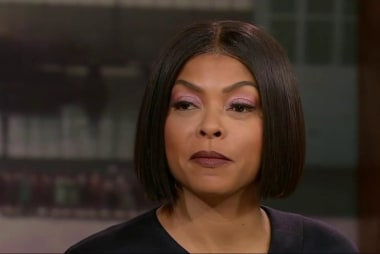 Taraji Henson: 'A mind doesn't have a color'