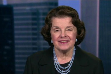 Feinstein: U.S. must act on Russian hacks