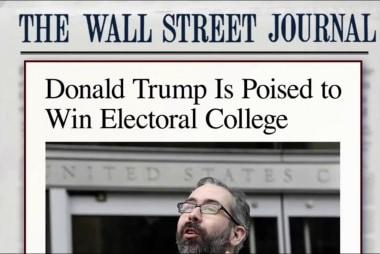 Electoral College set to certify Trump