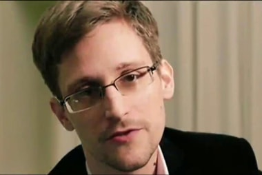 House Intel Report: Snowden was ...