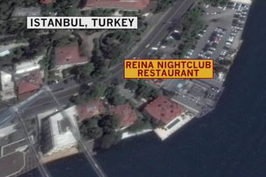 Report: Gunman Still Inside Turkey Nightclub