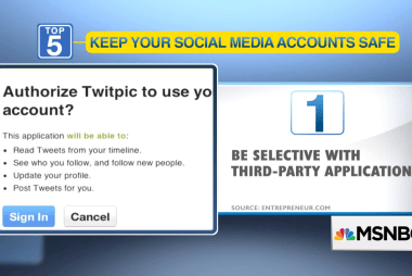 5 ways to protect social media from hackers