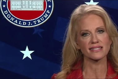Kellyanne Conway on Trump's 2017 plans