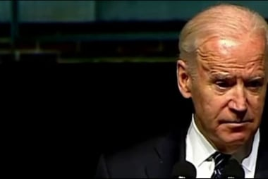 VP Biden welcomes new Senate class