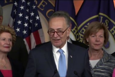 To resist Trump, Dems call Obamacare...