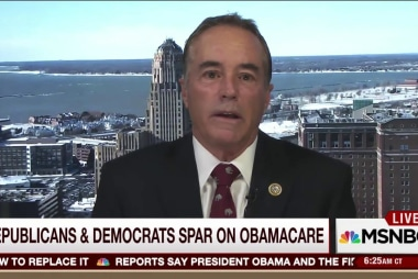 Collins: Obamacare plans locked in for...
