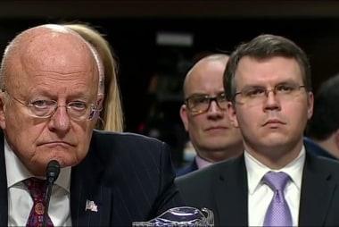 Intelligence chiefs: Julian Assange has no...