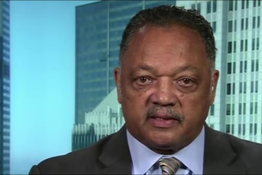 Rev. Jackson on FB Live beating: 'It's...