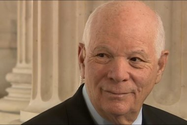 Sen. Cardin on Congress paying for wall: ...
