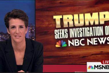 Trump attempts to intimidate NBC News