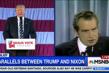 Donald Trump vs. Nixon