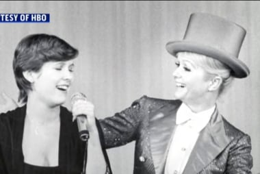 Carrie Fisher & Debbie Reynolds' final years