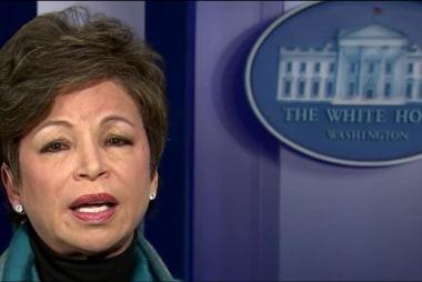 Valerie Jarrett on President Obama's legacy