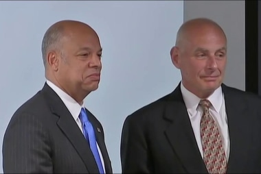 Kelly set to be first non-civilian DHS...