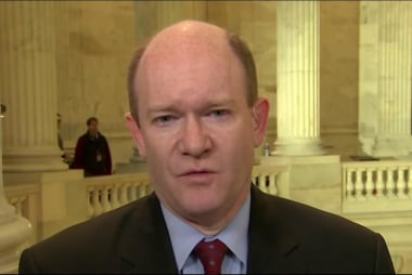 Sen. Coons: Tough decisions ahead in hearings