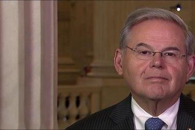 Sen. Menendez: 'Concerned' over Tillerson