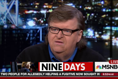 Michael Moore: Trump is 'godfather' of...