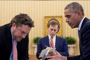 Obama's speechwriters share favorite moments